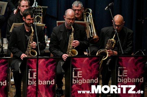 Erlkönig | Elverskud, Nils Lindberg Soli, Chor und Big Band bei den Nürtinger Jazztagen 2019