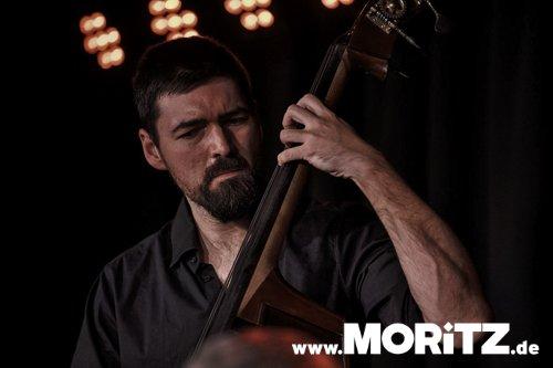Joscho Stephan Trio im Club Kuckucksei bei den Nürtinger Jazztagen 2019