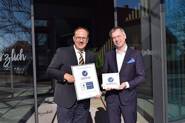 Dirk-Uwe Schörner Till Runte Hotel Waldenburg