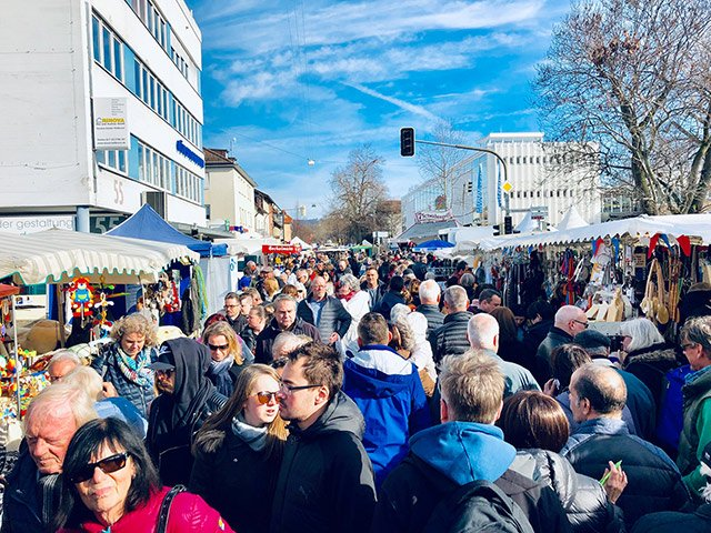Heilbronner Pferdemarkt 2019