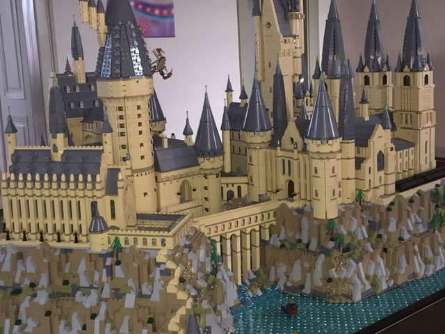 Schloss Ludwigsburg Lego