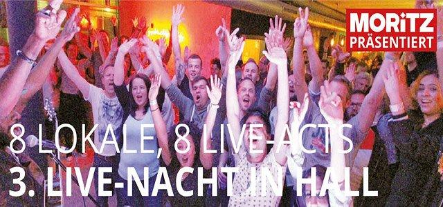 3. Live-Nacht Schwäbisch-Hall