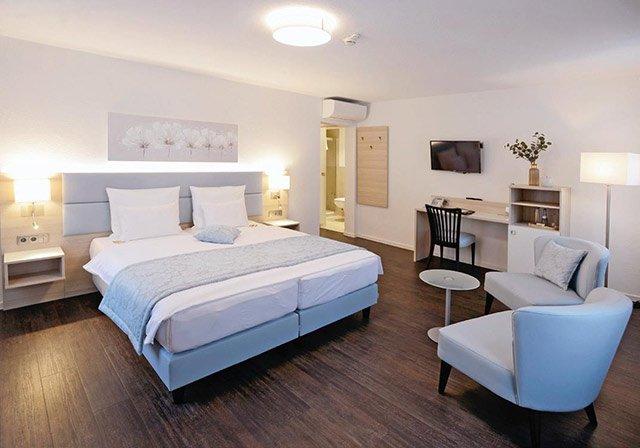 Schlosshotel-Ingenfingen-Bett