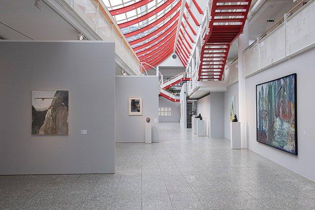 Museum Würth: Siegfried Anzinger - Bis 13.10.