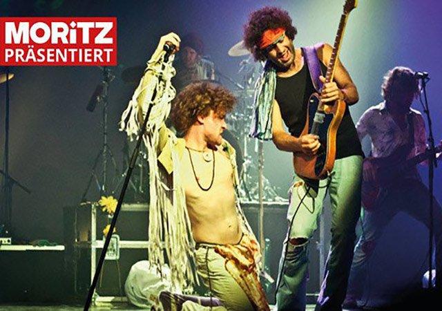 Woodstock Moritz präsentiert