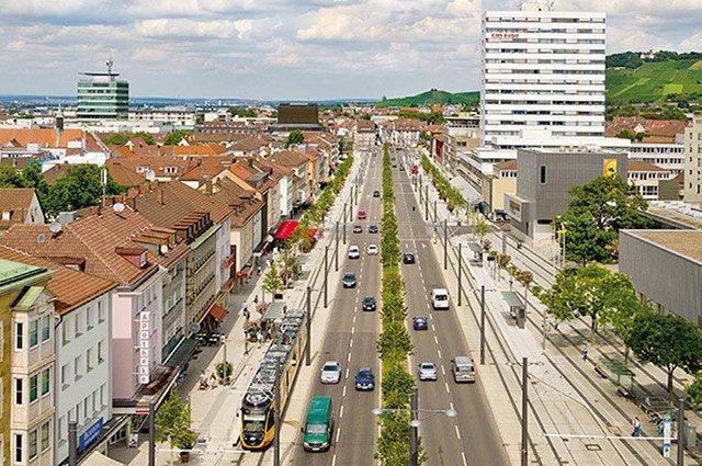 Verkehr Heilbronn