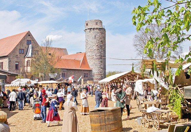 Markt Cullesheym