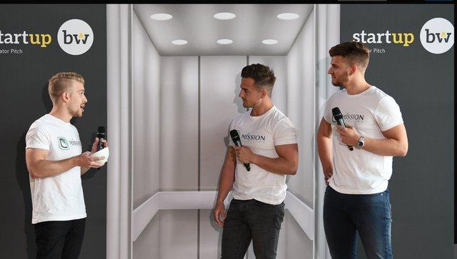 Start-up Elevator