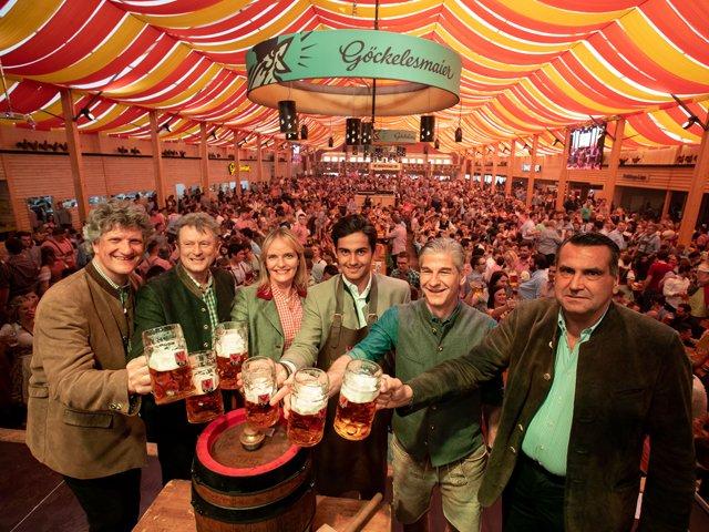 Familienbrauerei Dinkelacker - Frühlingsfest
