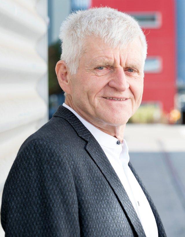 Josef Klug, Geschäftsführer Standortentwicklung in der Schwarz Gruppe