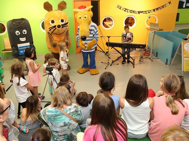6. Geburtstag Ravensburger Kinderwelt