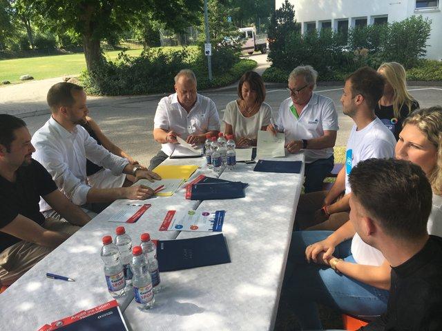 FC Union Heilbronn Kooperation Verein Anpfiff ins Leben