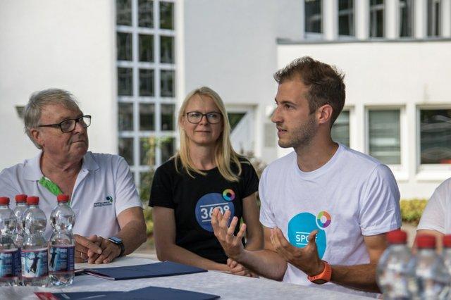 FC Union Heilbronn und Verein Anpfiff ins Leben: Kinder fit machen für Sport und Schule