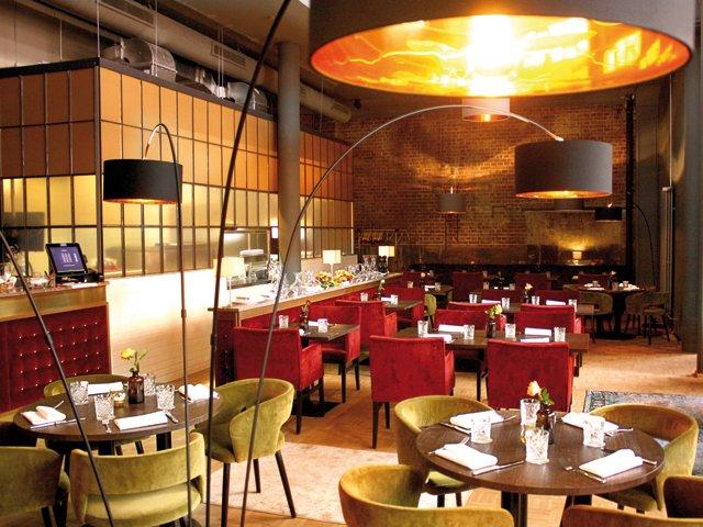 Fleischmann Steakhouse Sommerterasse