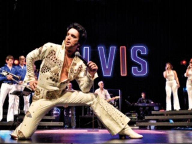 Elvis Comeback Stadthalle Plochingen