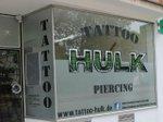 Tattoo Hulk