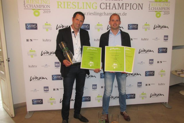 Riesling Champions 2019