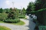 Rosarium im Wertwiesenpark