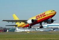 DHL Flugzeug
