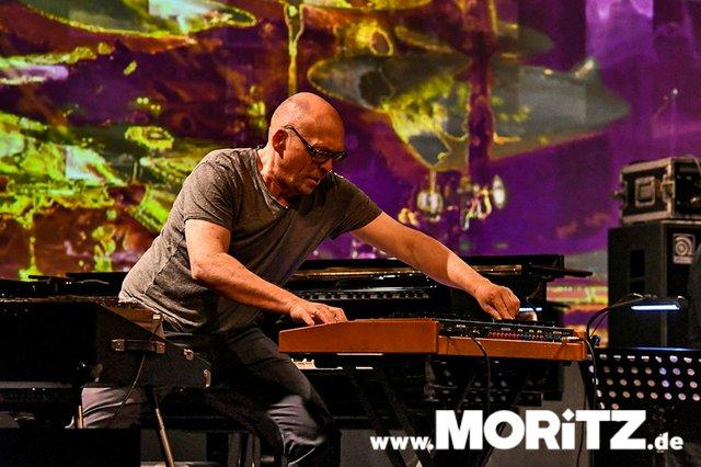 »RYMDEN«: Wesseltoft – Berglund – Öström beim Jazzfestival Esslingen in der Württembergischen Landesbühne am 03.10.2019