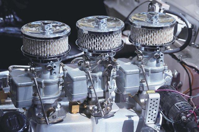Diesel-Motor