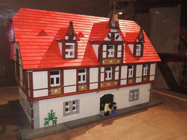 LEGO Ausstellung Stadtmuseum Nürtingen