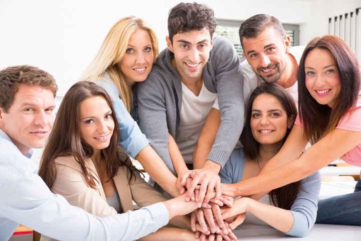 Teamwork Generation Z Equal personal