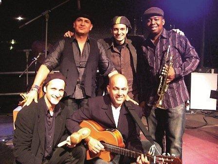 Grupo Andare auf der Buchener Jazz Night