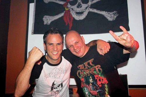 DJ Matze und DJ Helmi