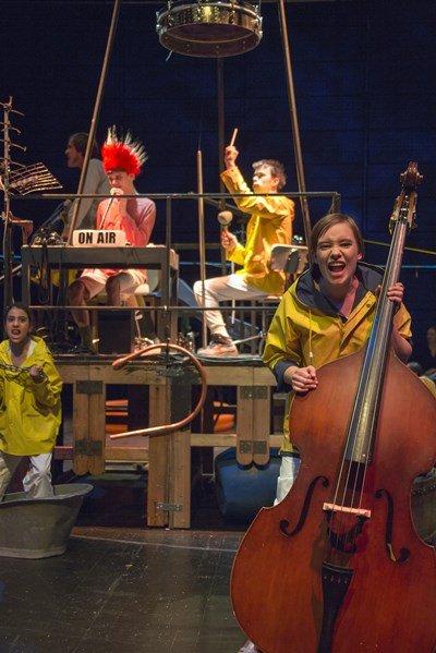 Junge Oper Stuttgart sucht Mitspieler für das Musiktheaterprojekt