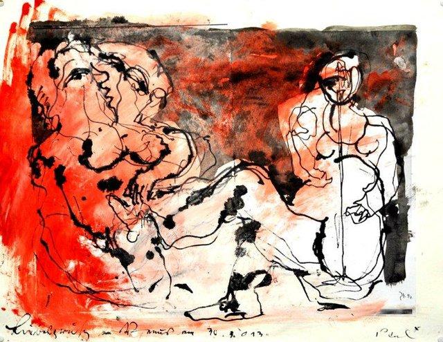 Im Bild der Wandel: Ausstellung mit Paul* M. Kästner