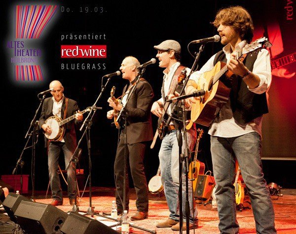 redwine spielen am 19.03.2015 im Altes Theater Heilbronn