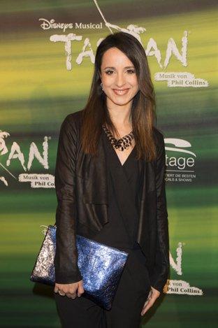 Schauspielerin Stephanie Stumph