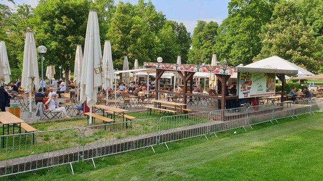 Biergarten Stuttgart