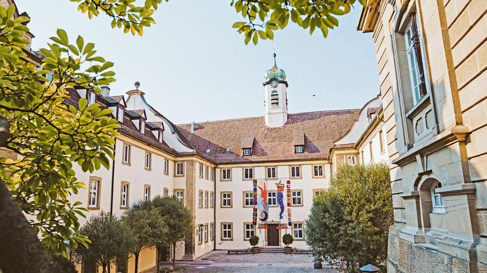 Hospitalkirche Schwäbisch Hall