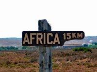 Wanderung über die Kontinente