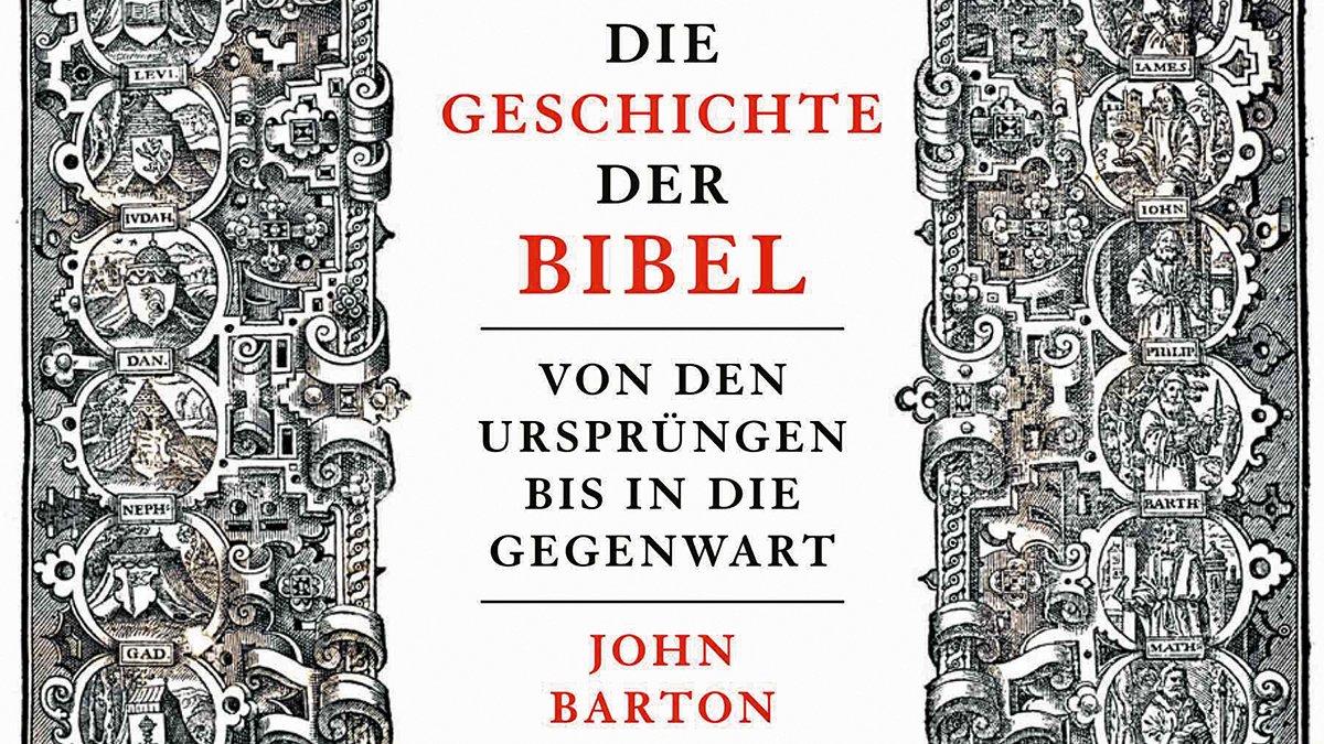 John Barton: »Die Geschichte der Bibel« - MORITZ Stadtmagazin –>  Veranstaltungen, Konzerte, Partys, Bilder