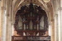 Klais-Orgel im Heilig-Kreuz-Münster Schwäbisch Gmünd