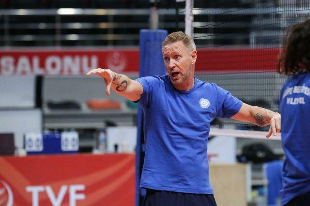 Tore Aleksandersen neuer Coach Allianz MTV Stuttgart