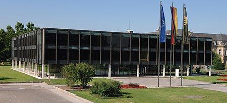 14. Landtag von B-W:  Haus des Landtags 26.07.2007