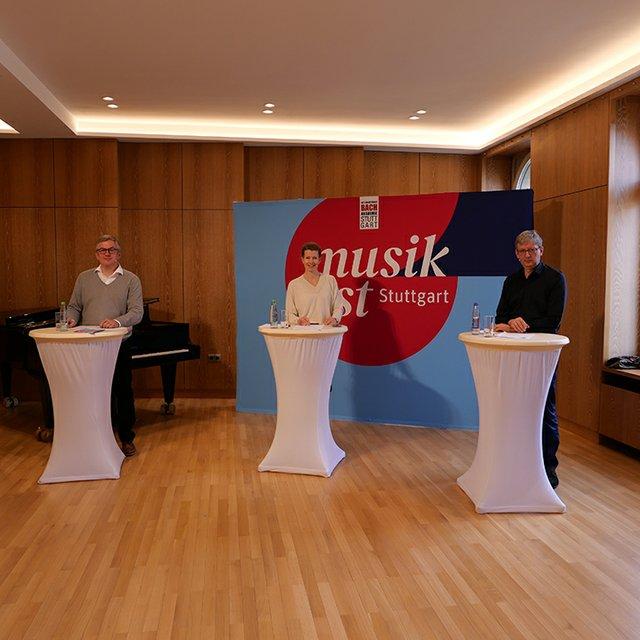 Musikfest Stuttgart Geschmacksache