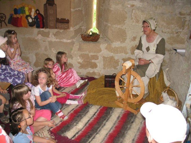 Märchenstunde am Mittelalterfest