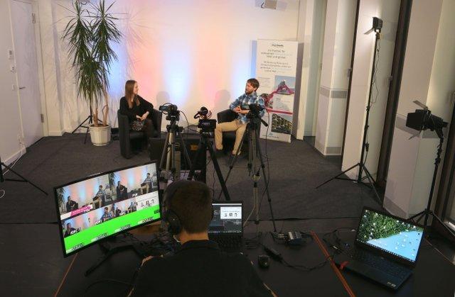 Stadthalle Reutlingen Online Konferenzen