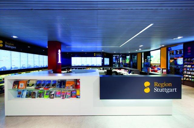 I-Punkt Stuttgart Wiedereröffnung