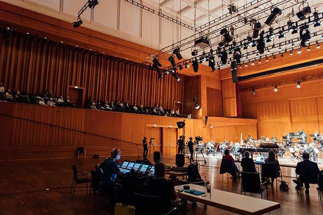 Stadthall Reutlingen Hybride Konzerte 1