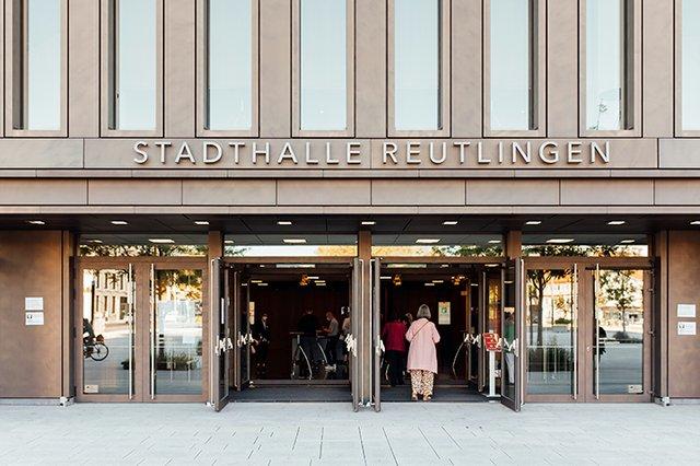 Stadthalle Reutlingen Hybride Veranstaltungen 2