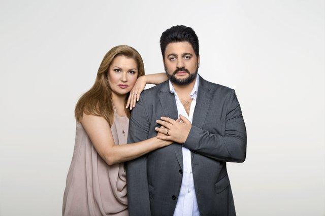 Verlegung auf 2022: Anna Netrebko & Yusuf Eyvazov