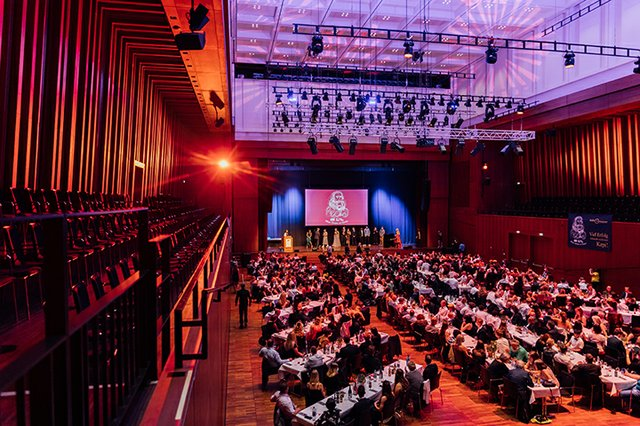 Großer Saal Stadthalle Reutlingen