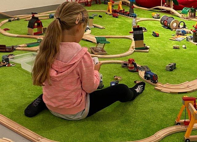 BRIOSpielbereich Kinderwelt Kornwestheim