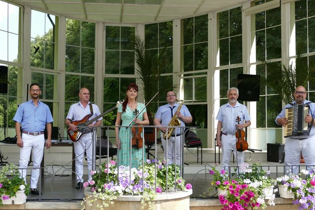 Kur- und Salonorchester Hungarica